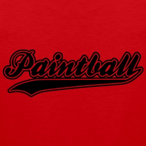 paintball Gensere - Premium singlet for menn