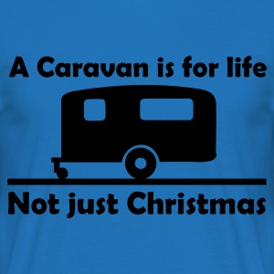 Caravan for life Sweat-shirts - T-shirt Homme