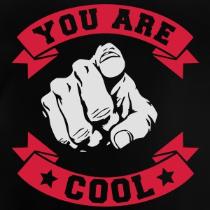 YOU ARE COOL T-shirts - Baby-T-shirt
