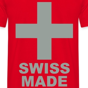 swiss made design Sweat-shirts - T-shirt Homme