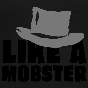 like a mobster 2c Bags  - Men's Premium T-Shirt