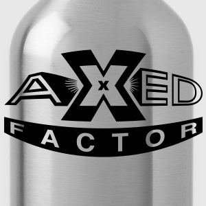 The aXed Factor - Water Bottle