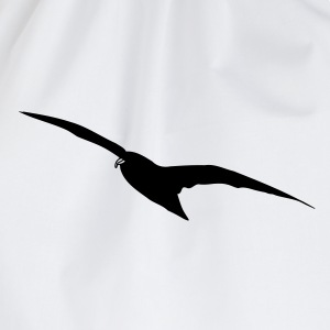 Flying Bird / uccello Magliette - Sacca sportiva