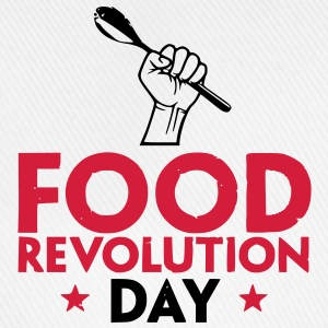 Food Revolution Tage T-Shirts - Baseballkappe