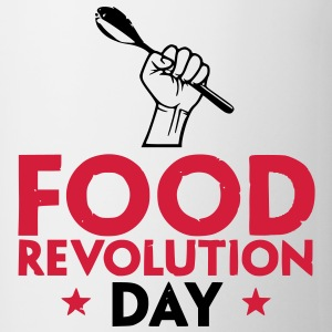 Food Revolution Tage T-Shirts - Tasse
