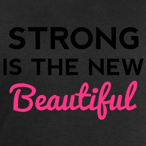 Strong Is the New Beautiful T-Shirts - Men's Sweatshirt by Stanley & Stella