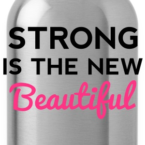 Strong Is the New Beautiful Hoodies & Sweatshirts - Water Bottle