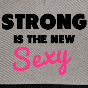 Strong Is the New Sexy Gensere - Snapback-caps
