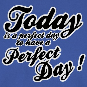 today is a perfect day Skjorter - Genser for menn