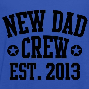 NEW DAD CREW EST 2013 T-Shirt HN - Women's Tank Top by Bella