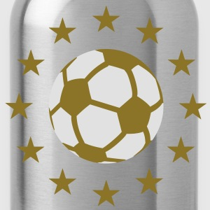 Football & Stars T-Shirts - Water Bottle