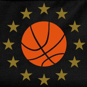 starcircle_basketball_2clr T-Shirts - Kids' Backpack