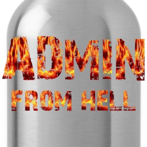 ADMIN from hell - Trinkflasche