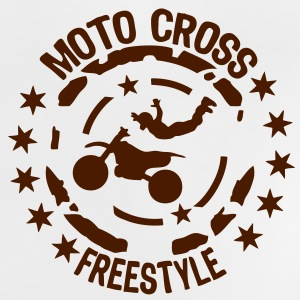 motocross freestyle motorcycle38 aille Tee shirts - T-shirt Bébé