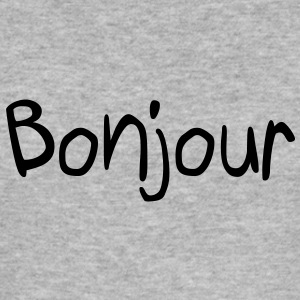 Bonjour hallo Sweaters - slim fit T-shirt