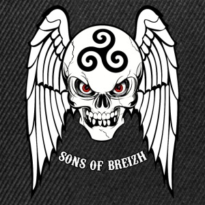Bikers sons of Breizh Hoodies & Sweatshirts - Snapback Cap