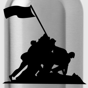 Flags of our Fathers T-Shirts - Water Bottle