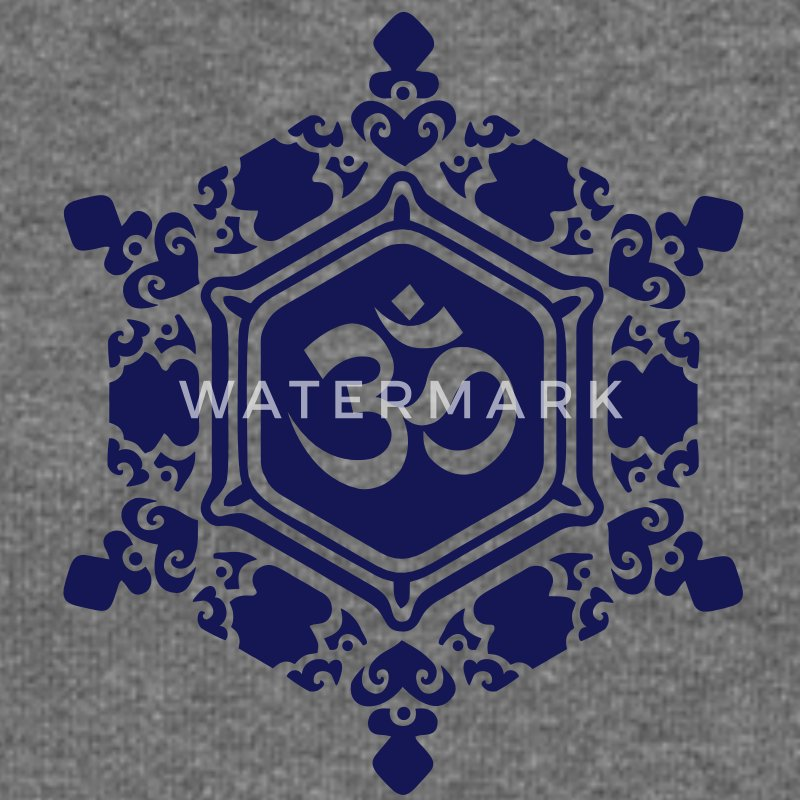 Water Crystal  LOVE / OM / Masaru Emoto / Sweat-shirts - Pull Femme col bateau de Bella
