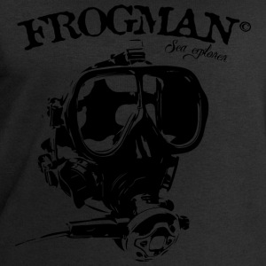 masque frogman Tee shirts - Sweat-shirt Homme Stanley & Stella