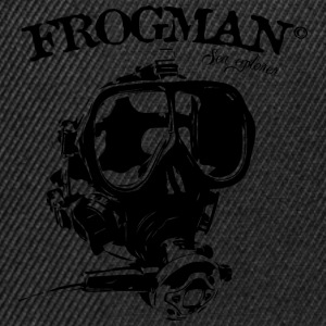 masque frogman Tee shirts - Casquette snapback