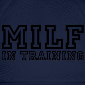 milf in training T-Shirts - Baseball Cap