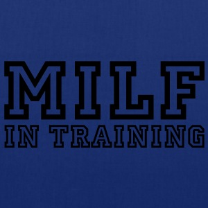 milf in training T-shirts - Tas van stof