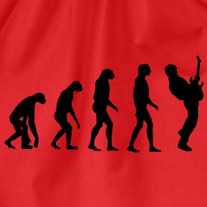 Guitar Player Evolution T-Shirts - Sac de sport léger