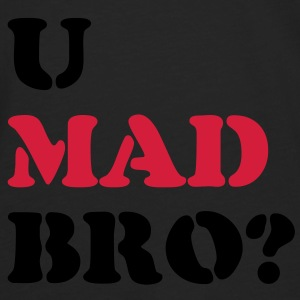 U Mad Bro ?? Tee shirts - T-shirt manches longues Premium Homme