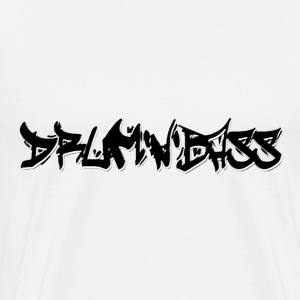 DRUM'N'BASS - Männer Premium T-Shirt