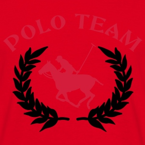 Polo Team Pullover & Hoodies - Men's T-Shirt
