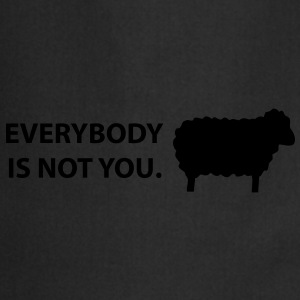 Everybody is not you Gensere - Kokkeforkle