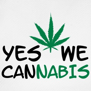 Yes we Cannabis ! Magliette - Cappello con visiera