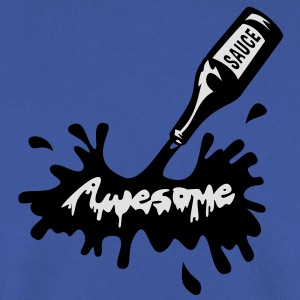 Awesome Sauce  Aprons - Men's Sweatshirt