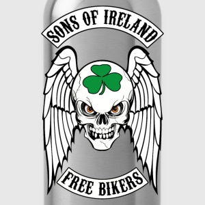 bikers - sons of ireland Tee shirts - Gourde