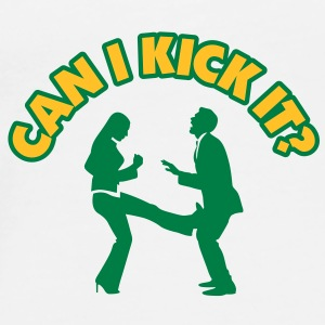 Can I Kick It 1 (2c)++2012 Tassen - Mannen Premium T-shirt