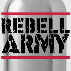 rebell_army_2 Pullover & Hoodies - Trinkflasche