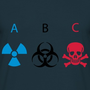 ABC - Atomic Biological Chemical Hoodies & Sweatshirts - Men's T-Shirt