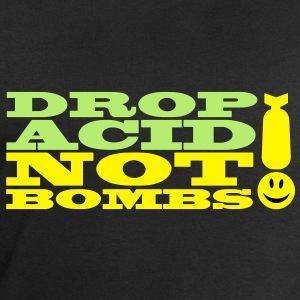 drop_acid_not_bombs Tee shirts - Sweat-shirt Homme Stanley & Stella