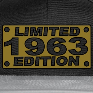 1963 limited edition T-shirts - Snapback cap