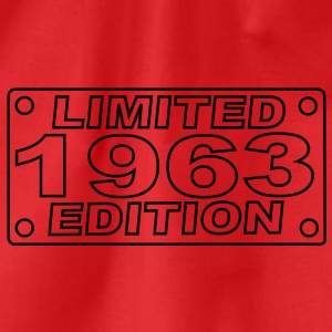 1963 limited edition T-shirts - Gymtas