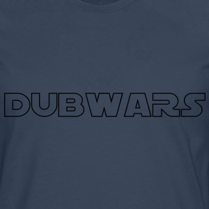 Dubwars dubstep T-Shirts - Men's Premium Longsleeve Shirt