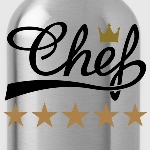 5 Star Chef Hoodies & Sweatshirts - Water Bottle
