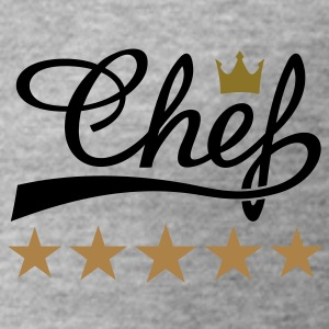 Chef, Kok Sweatshirts - Herre Slim Fit T-Shirt