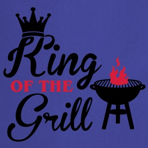 King of the Grill Magliette - Grembiule da cucina
