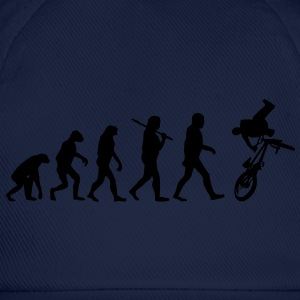 evolution of bmx Sudadera - Gorra béisbol
