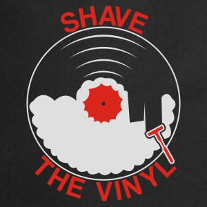 Black Shave the Vinyl Hoodies & Sweatshirts - Cooking Apron