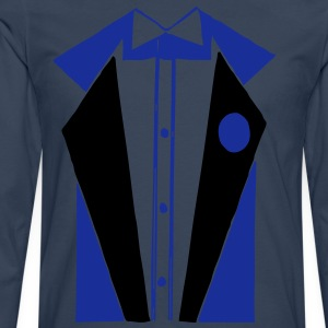 Birthday suite - Men's Premium Longsleeve Shirt
