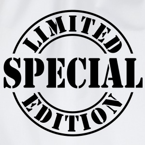 limited_edition_special T-Shirts - Drawstring Bag