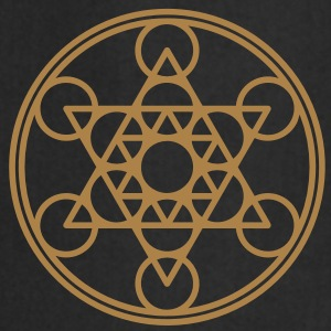 Metatrons Cube, Star Tetrahedron,  Flower of Life/ Gensere - Kokkeforkle