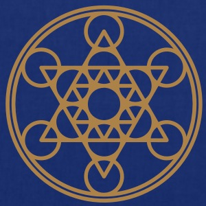 Metatrons Cube, Star Tetrahedron,  Flower of Life/ Sweatshirts - Mulepose